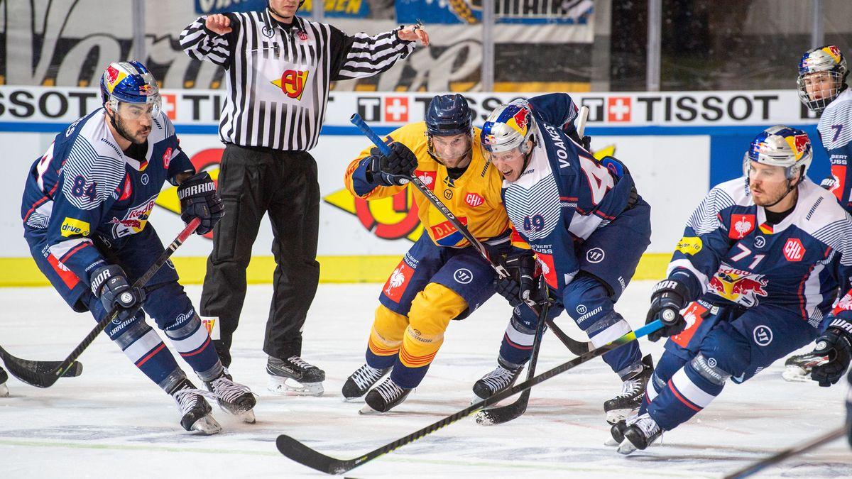 Eishockey: Champions League, EHC Red Bull München