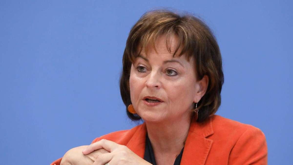 Marlene Mortler, CSU, Bundesdrogenbeauftragte