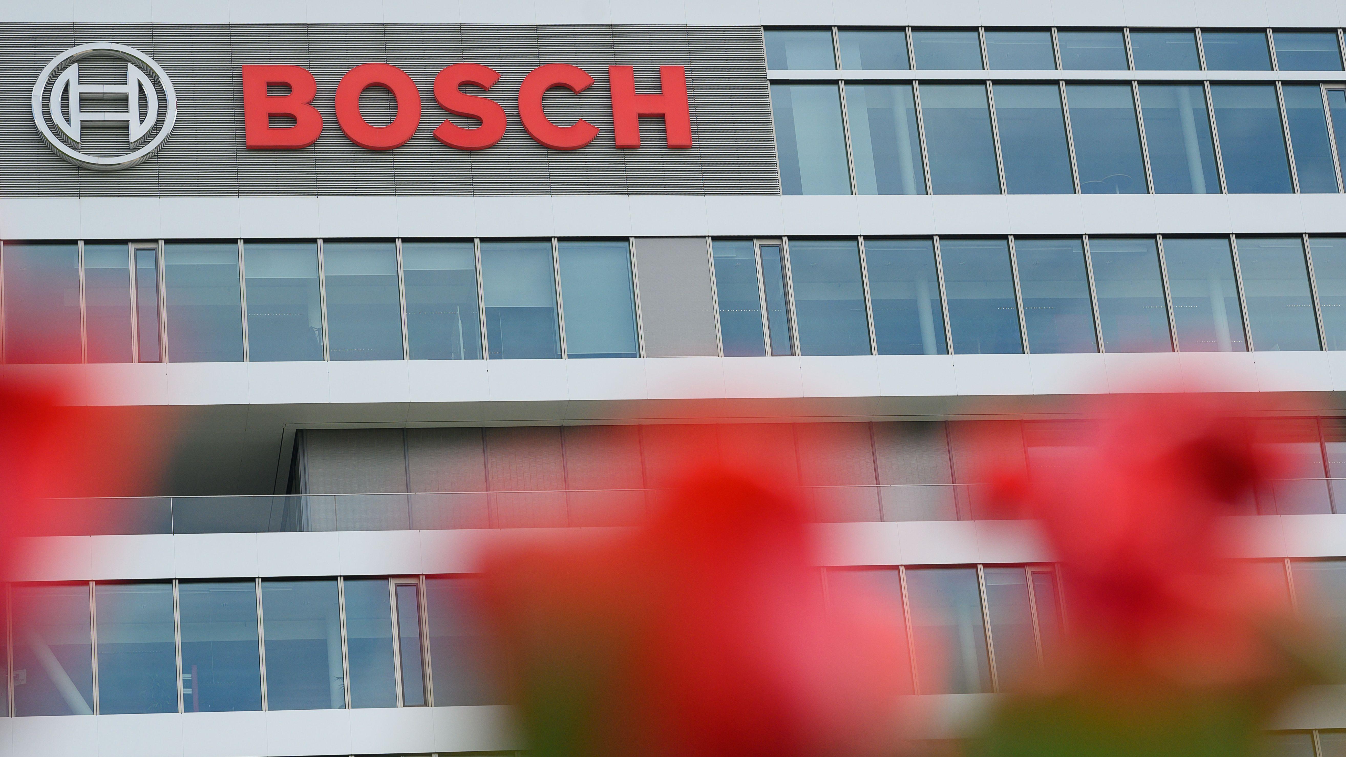Der Forschungscampus von Bosch in Baden-Württemberg