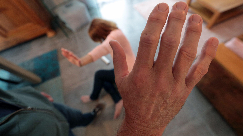Symbolbild: Häusliche Gewalt