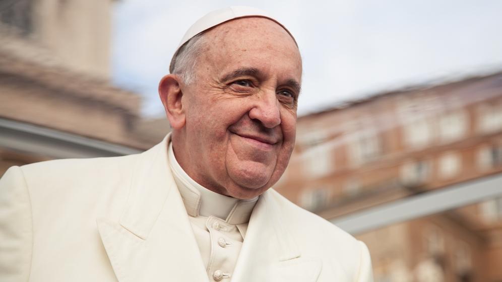 Ostern in Rom mit Papst Franziskus. | Bild:BR/Johannes Moths