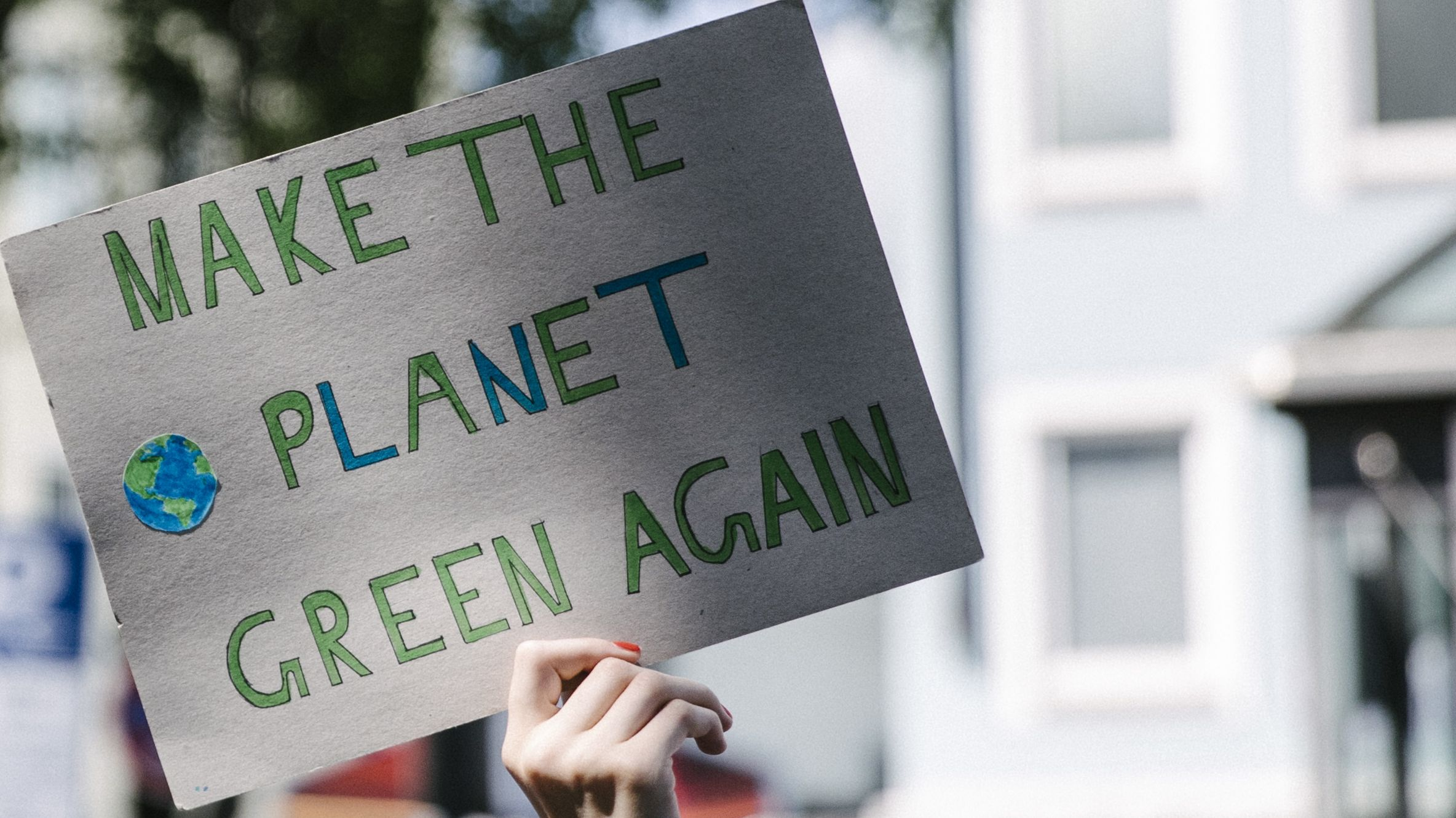 Klimaschutz Fridays for Future Demonstration