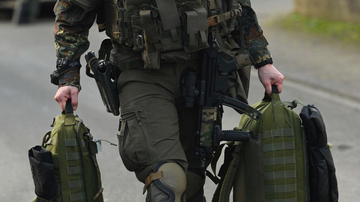 Symbolbild Spezialkräfte der Polizei