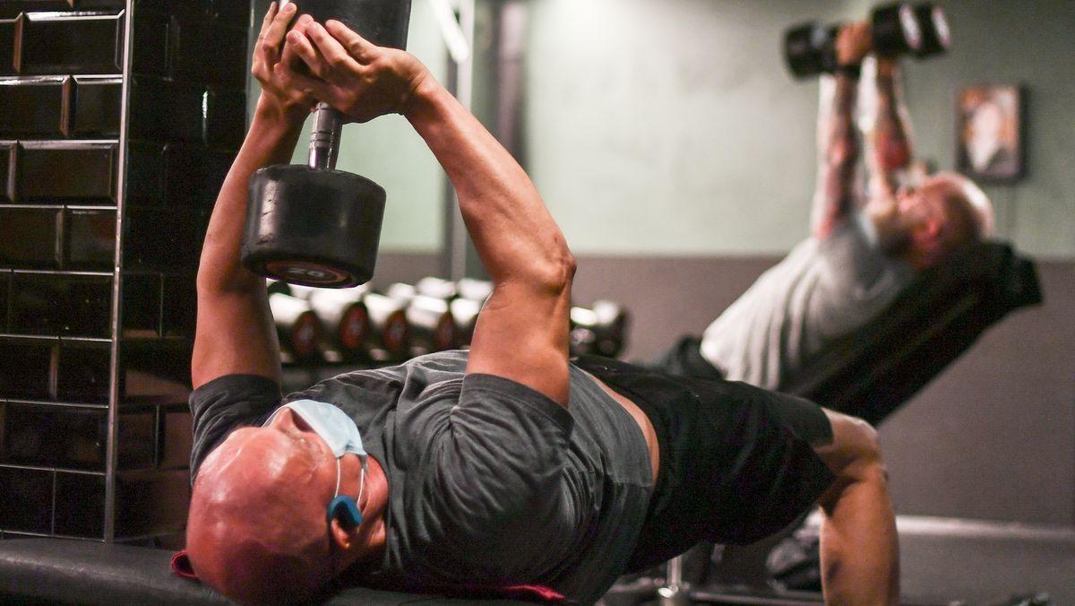 Auch in Bayern dürfen Hobby-Sportler wieder ins Fitness-Studio.