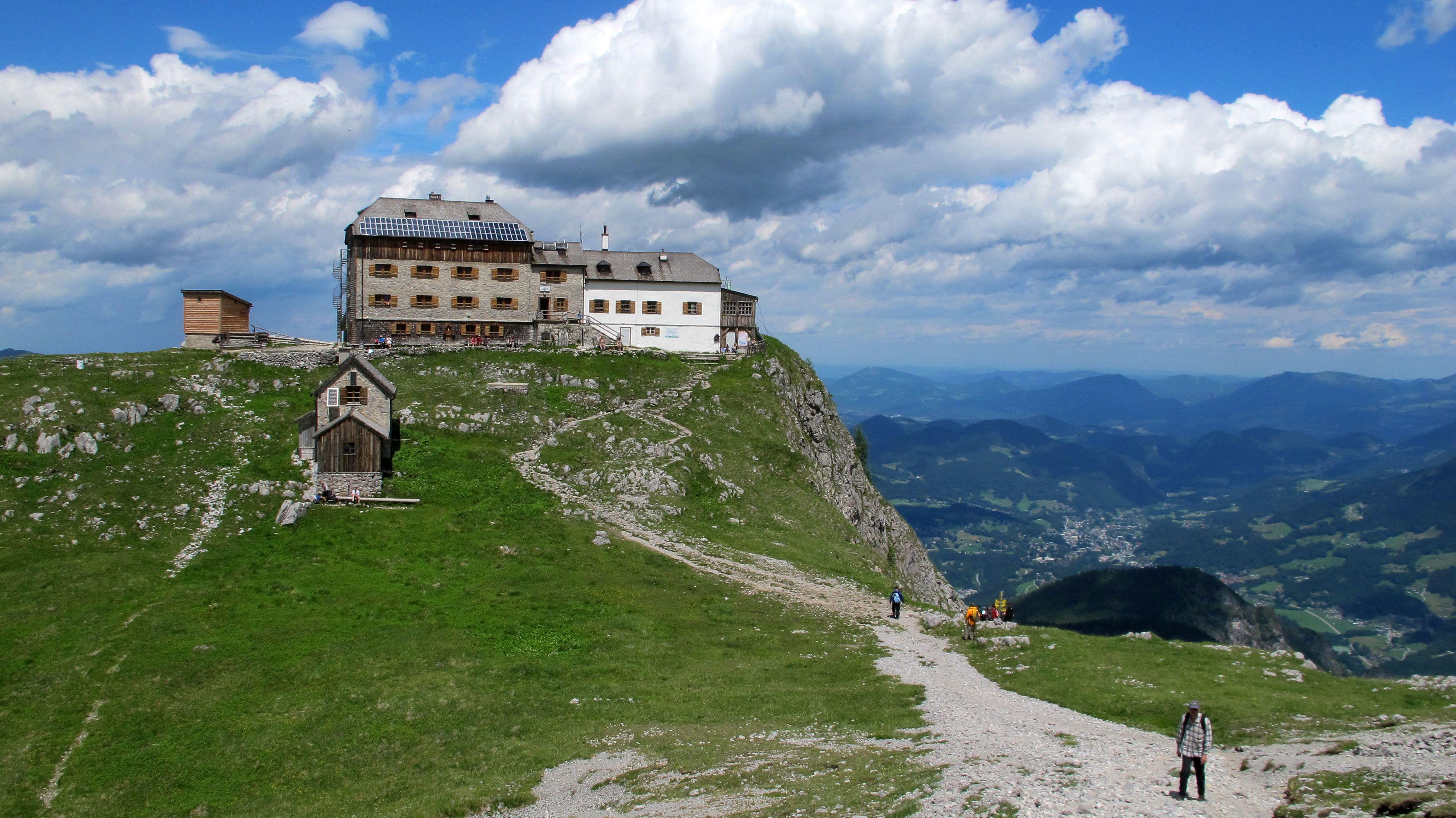Archivbild Watzmannhaus