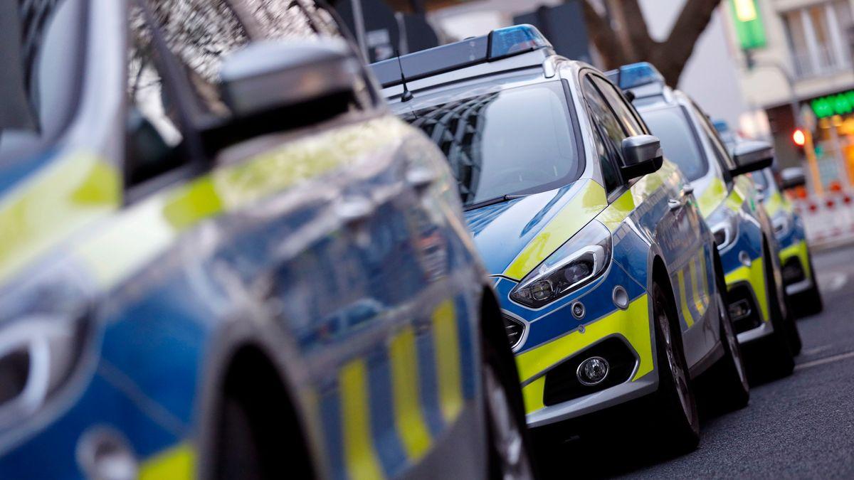 Polizeiautos (Symbolbild)