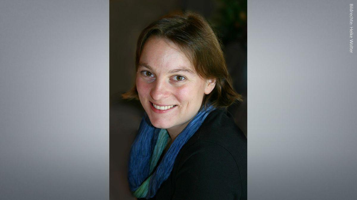 Historikerin und Autorin Heike Wolter