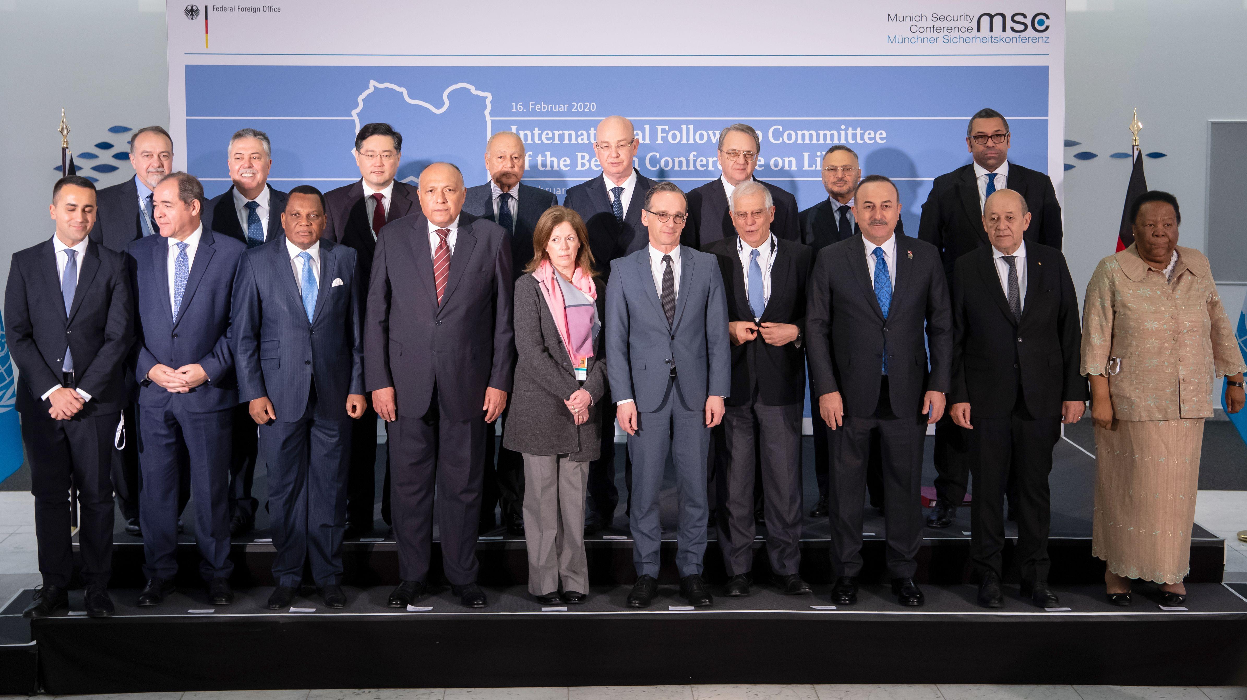 Abschluss der Sicherheitskonferenz: Europa steht im Mittelpunkt
