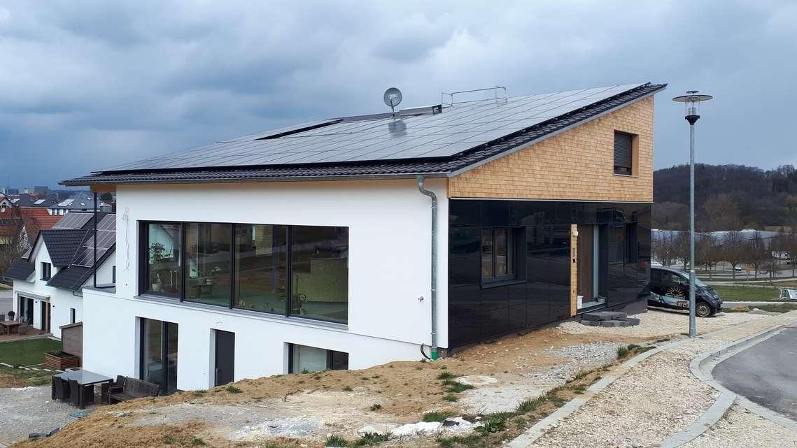 Wasserstoffhaus in Zusmarshausen