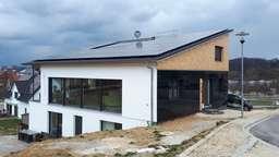 Wasserstoffhaus in Zusmarshausen   Bild:BR/Mario Kubina