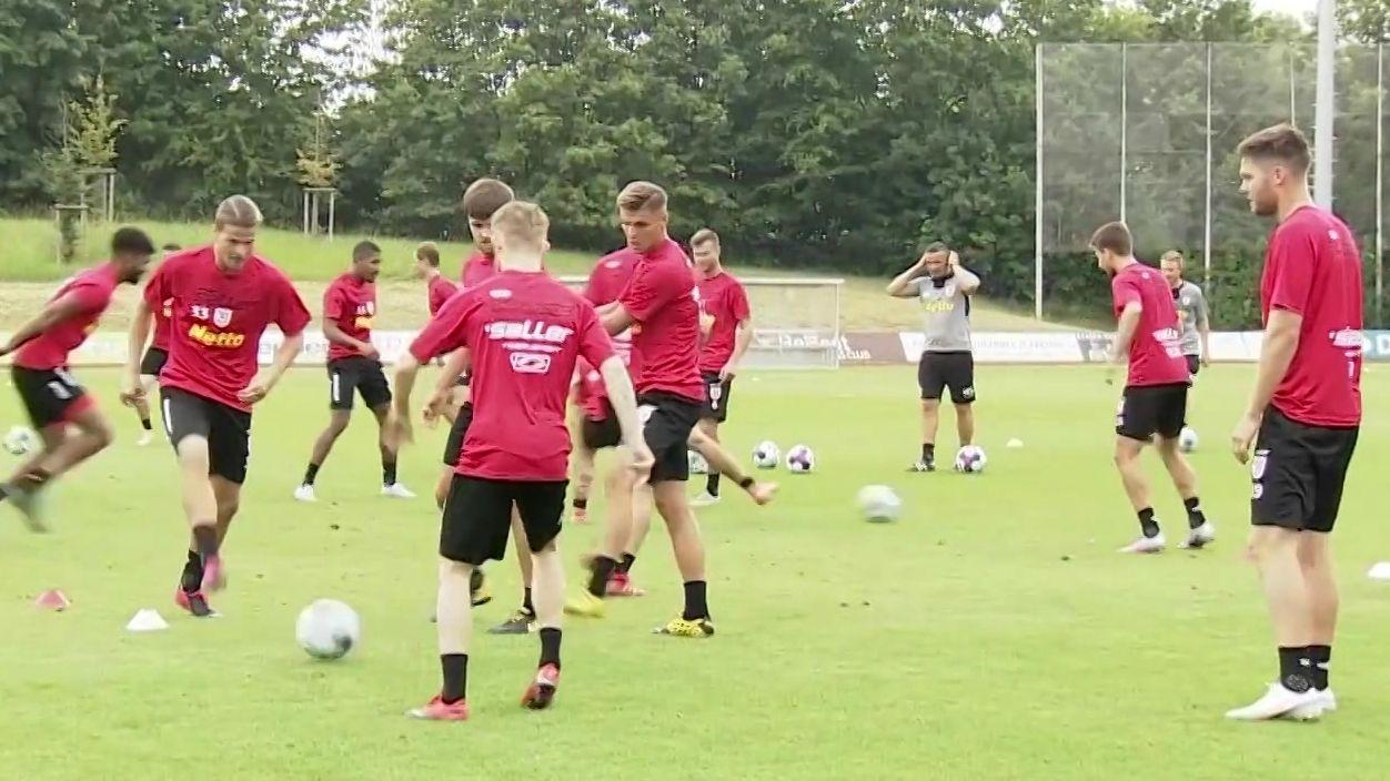 Training Jahn Regensburg