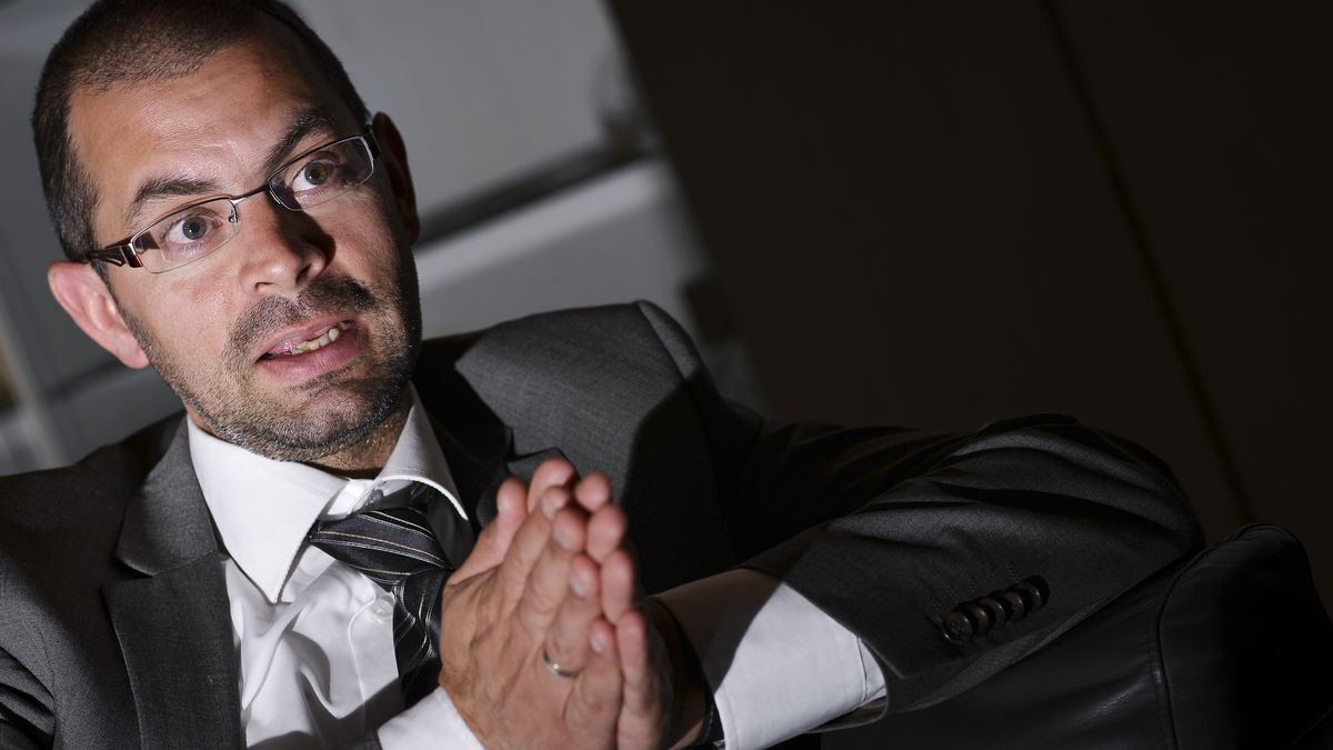 Miltenbergs Landrats Jens Marco Scherf