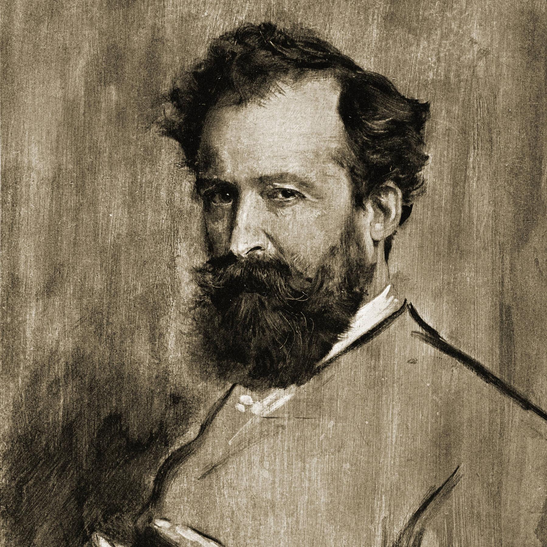 #01 Wilhelm Busch - Dichter, Zeichner, Kinderschreck