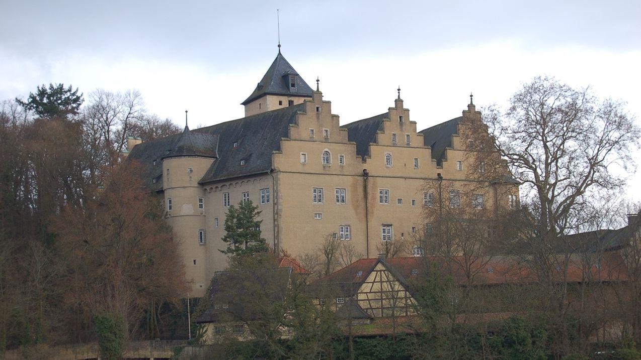 Schloss Mainberg bei Schonungen