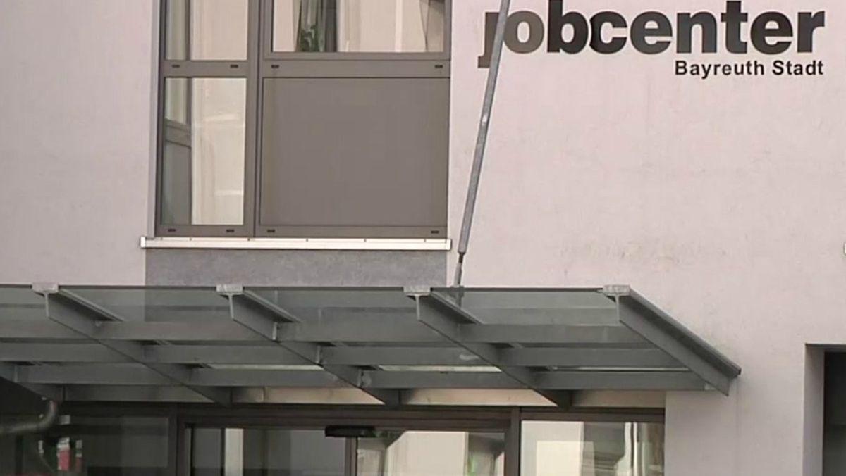 Das Job-Center in Bayreuth