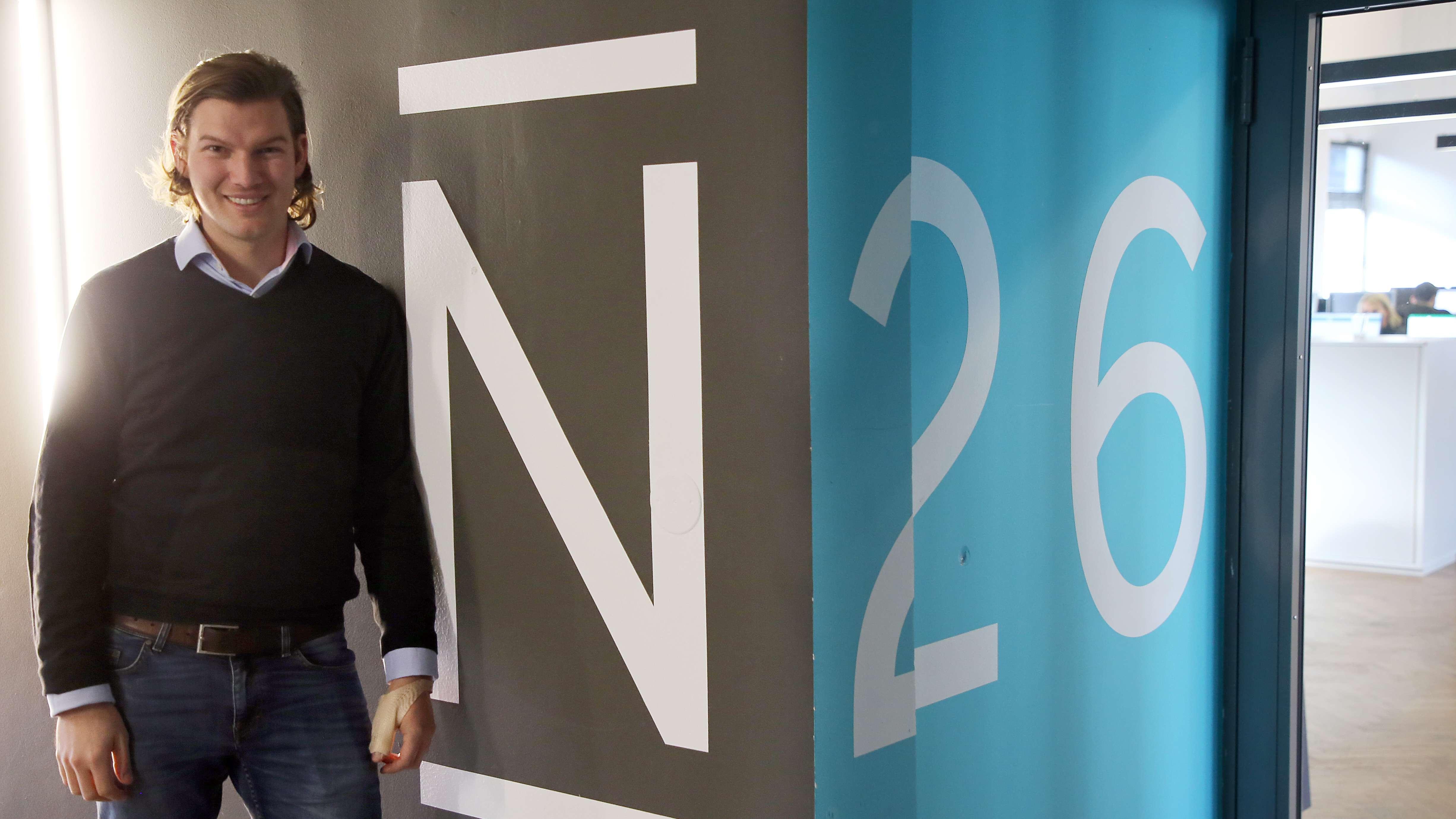 N26-Gründer Stalf