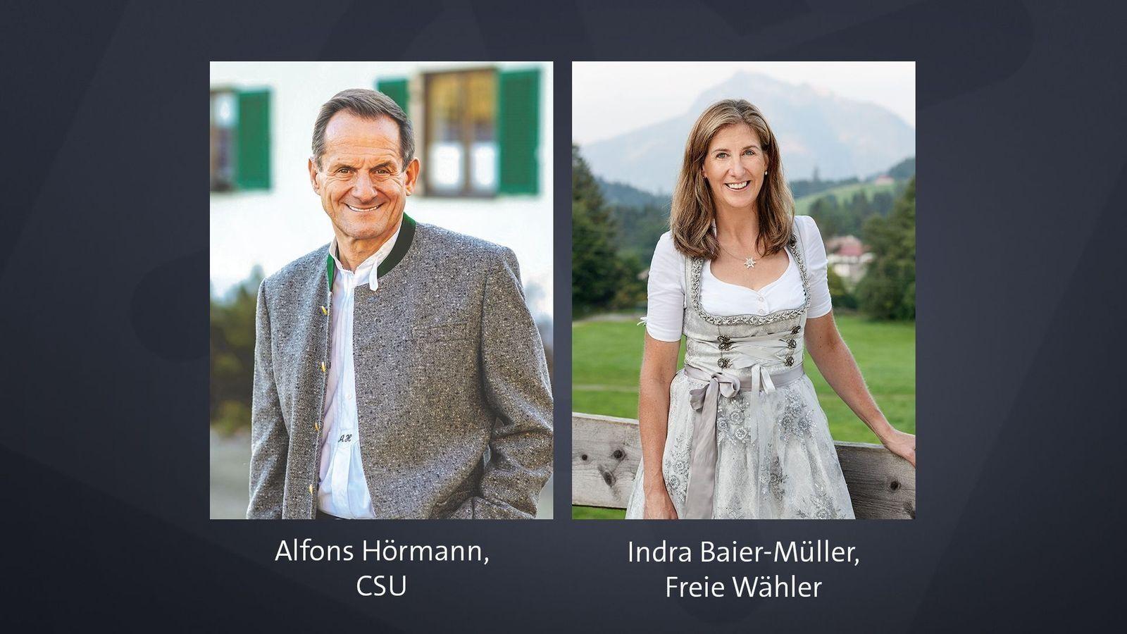 Wer leitet künftig die Geschicke im Landkreis Oberallgäu?