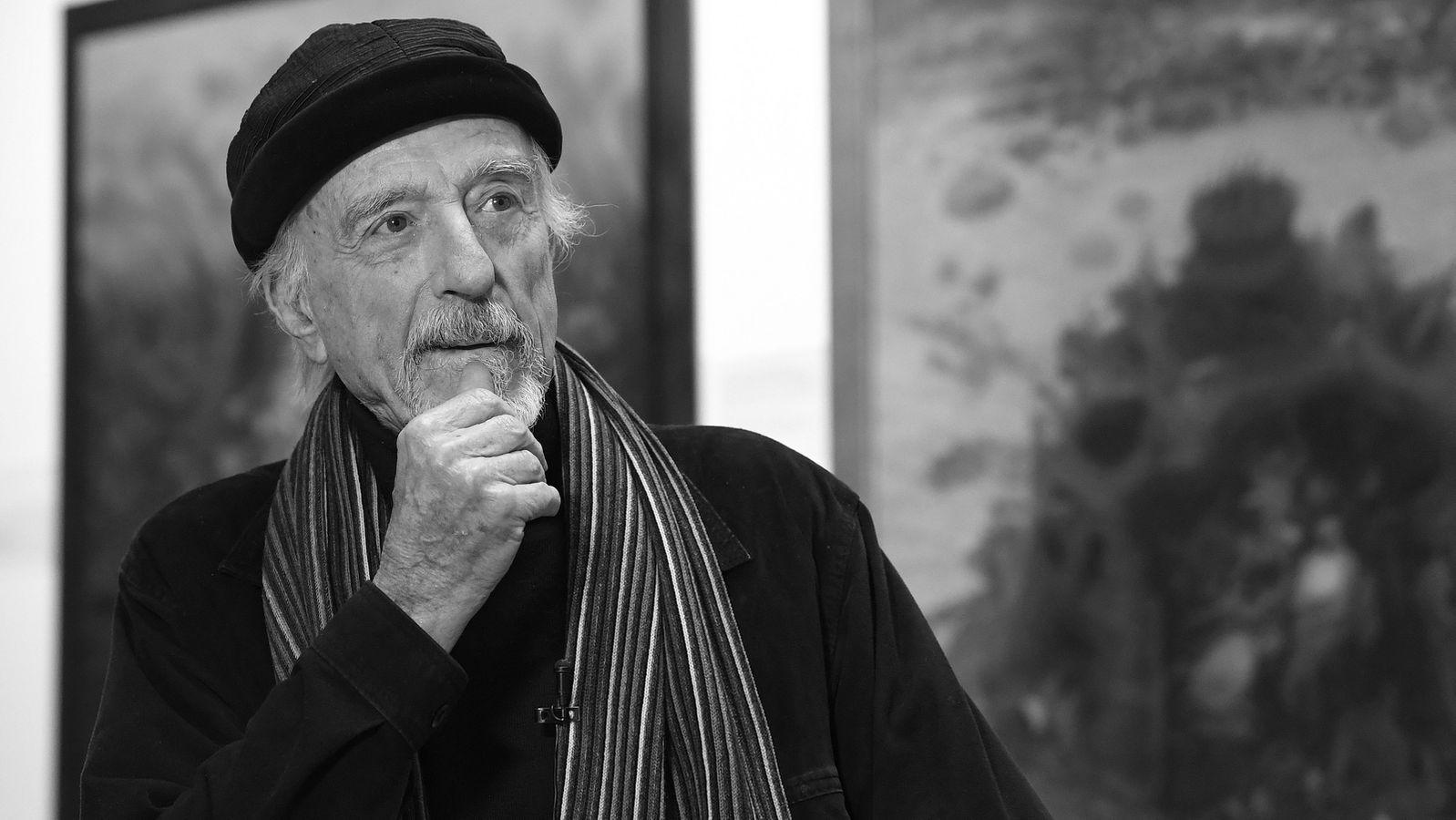"""""""Es gibt zwei Ewigkeiten"""": Maler und Sänger Arik Brauer ist tot"""
