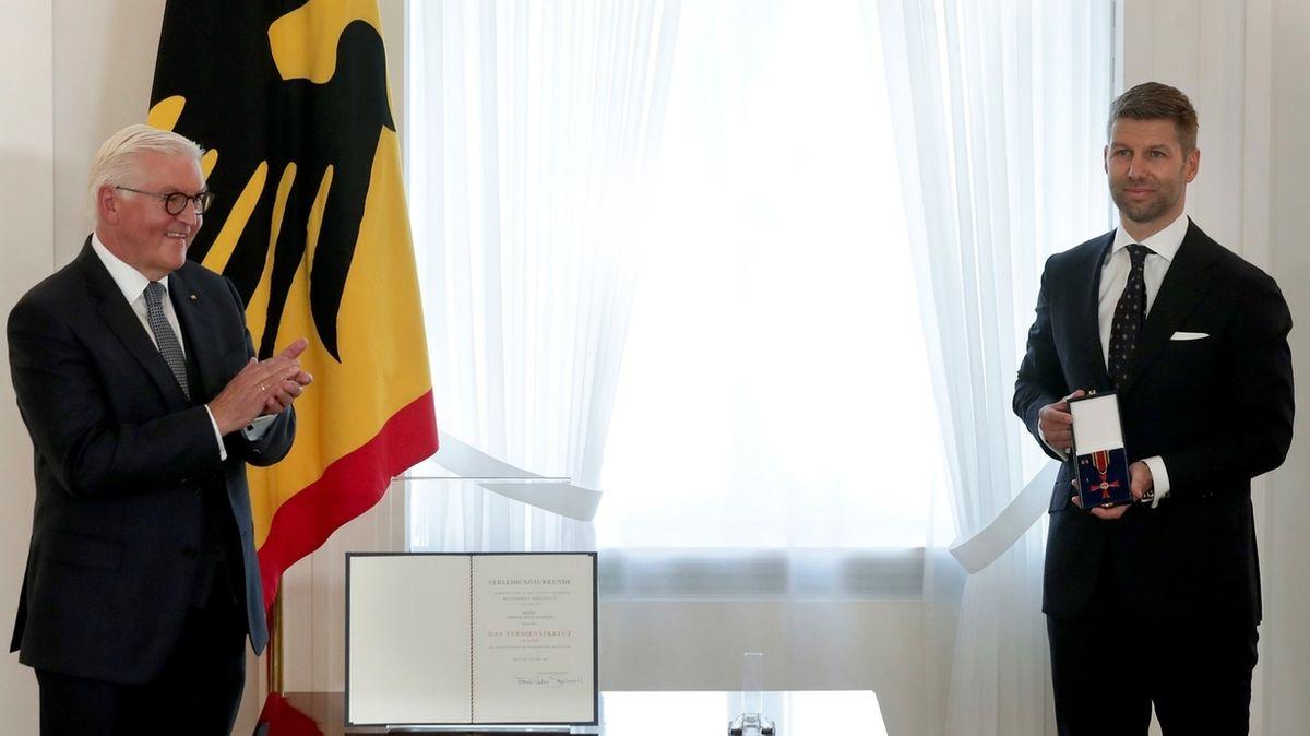 Bundespräsident verleiht Verdienstorden
