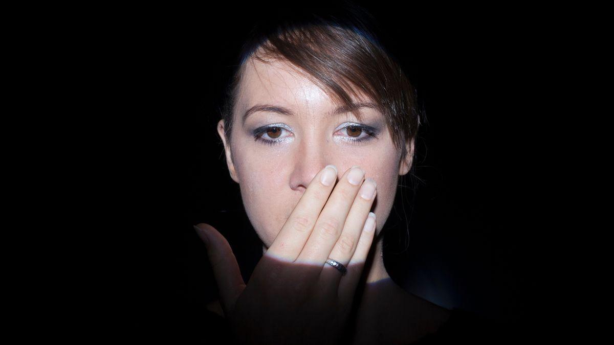Die Schweizer Musikerin Sophie Hunger