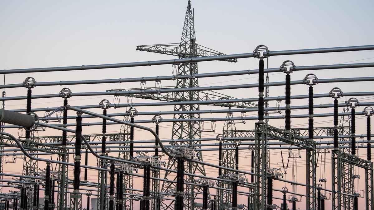 Am Pfingstmontagnachmittag wurde eine Stromabnahme von rund 1.500 Megawatt gemessen, der niedrigste jemals gemessene Verbrauch.