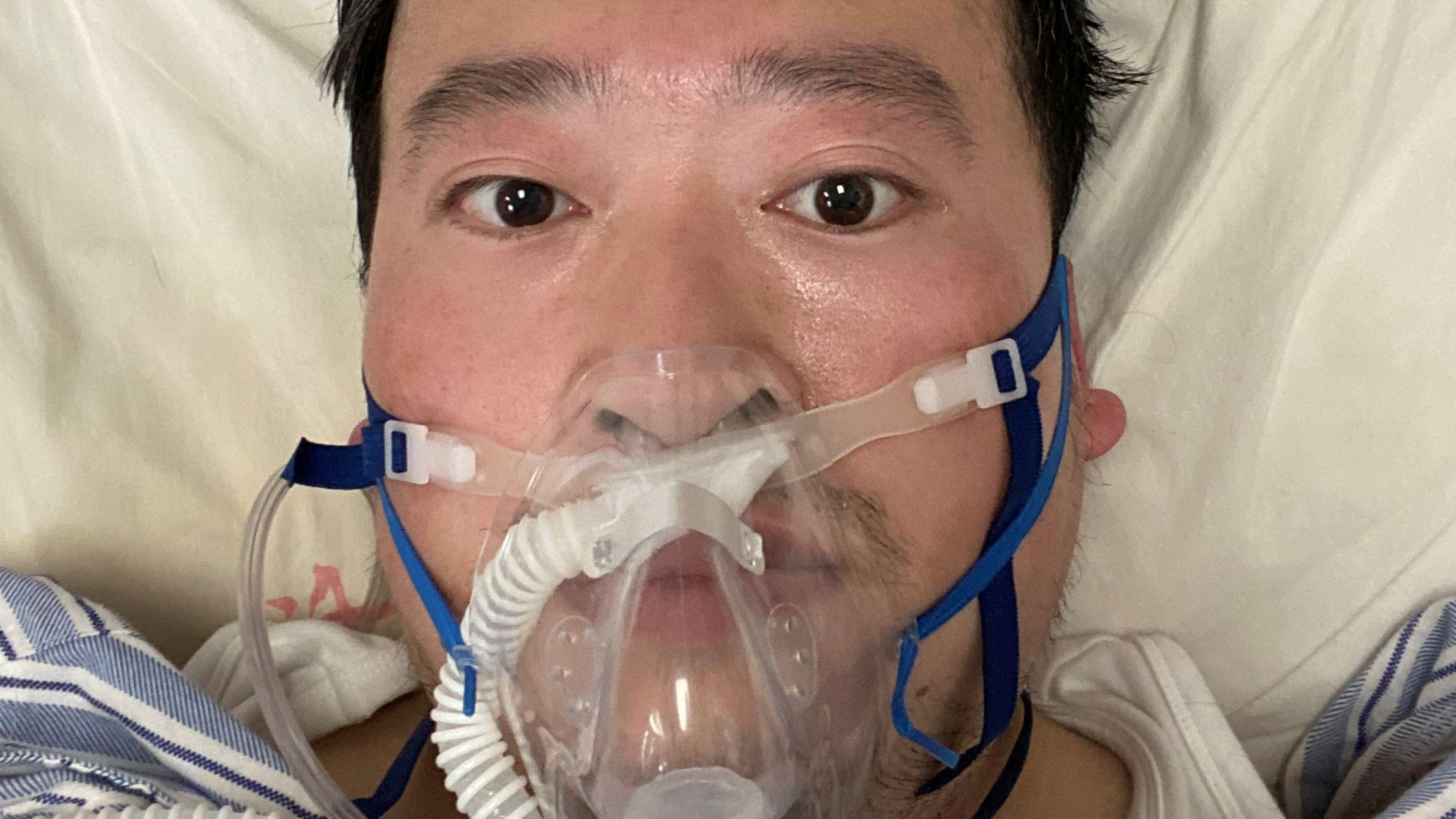 Der chinesische Arzt Li Wenliang hatte frühzeitig vor dem Ausbruch des neuartigen Coronavirus gewarnt. Gestern starb der 34-jährige Mediziner.