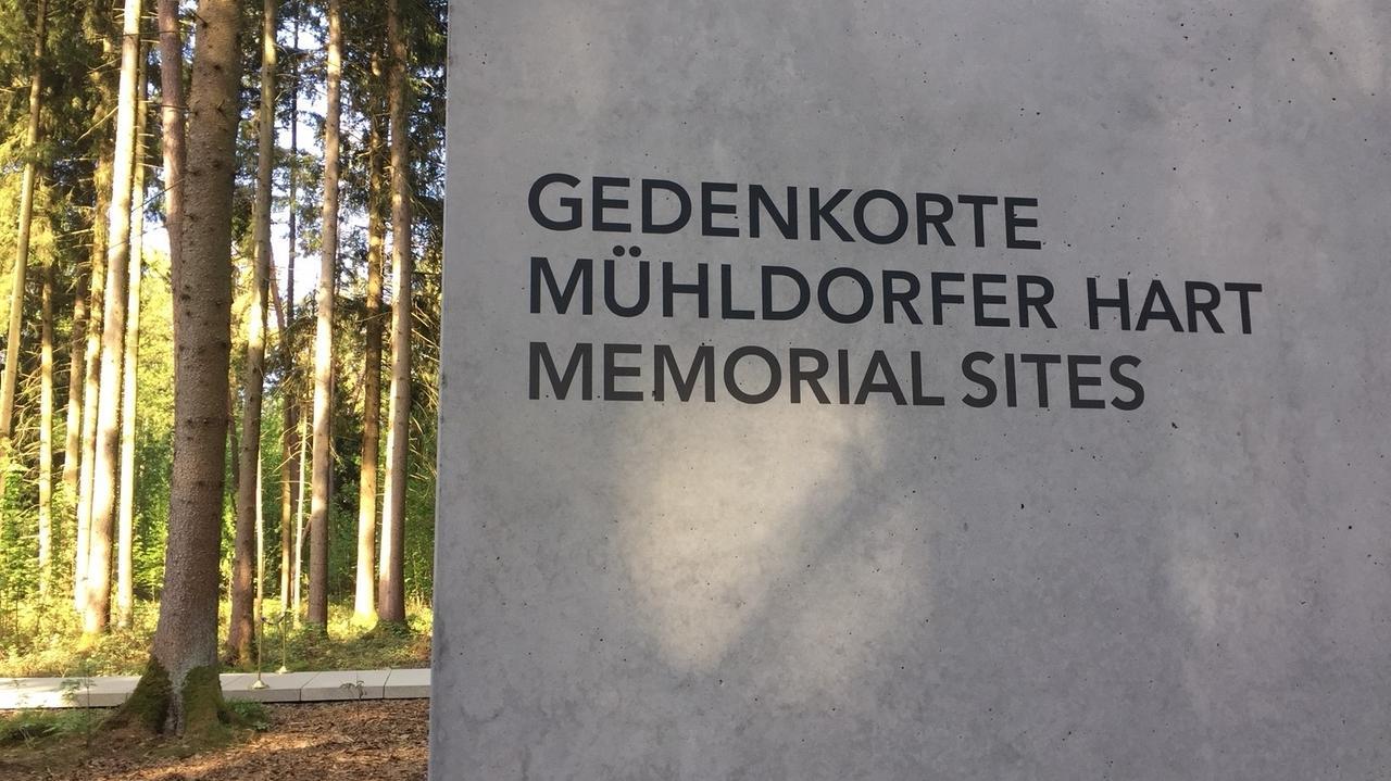 """KZ-Gedenkort """"Mühldorfer Hart"""""""
