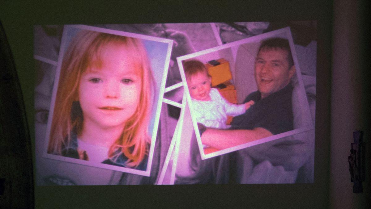 Fotos von der vermissten Maddie