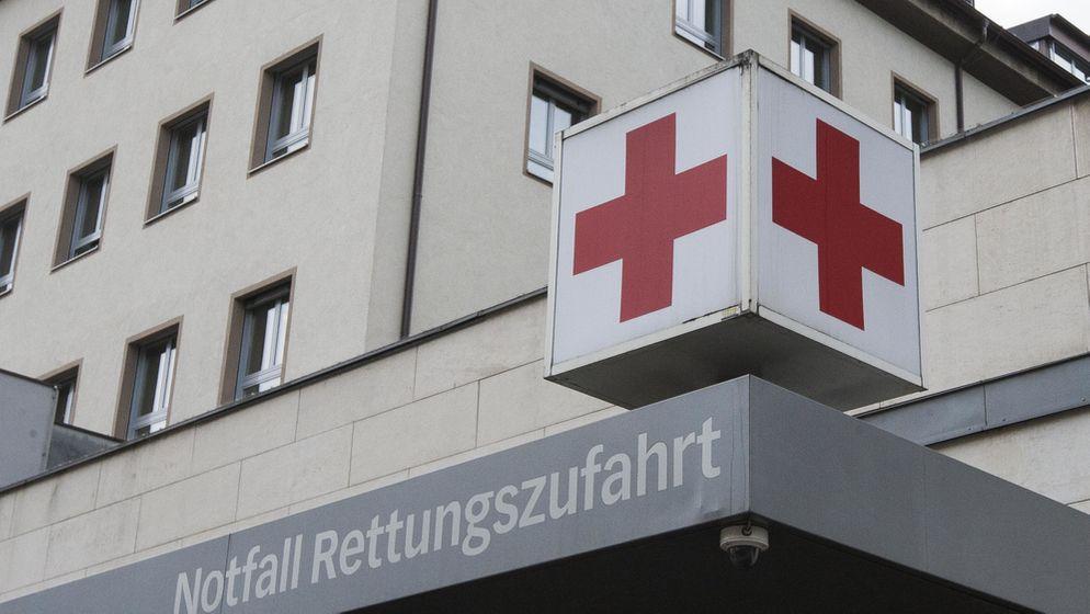 Innsbrucker Klinik | Bild:picture-alliance/Roland Mühlanger