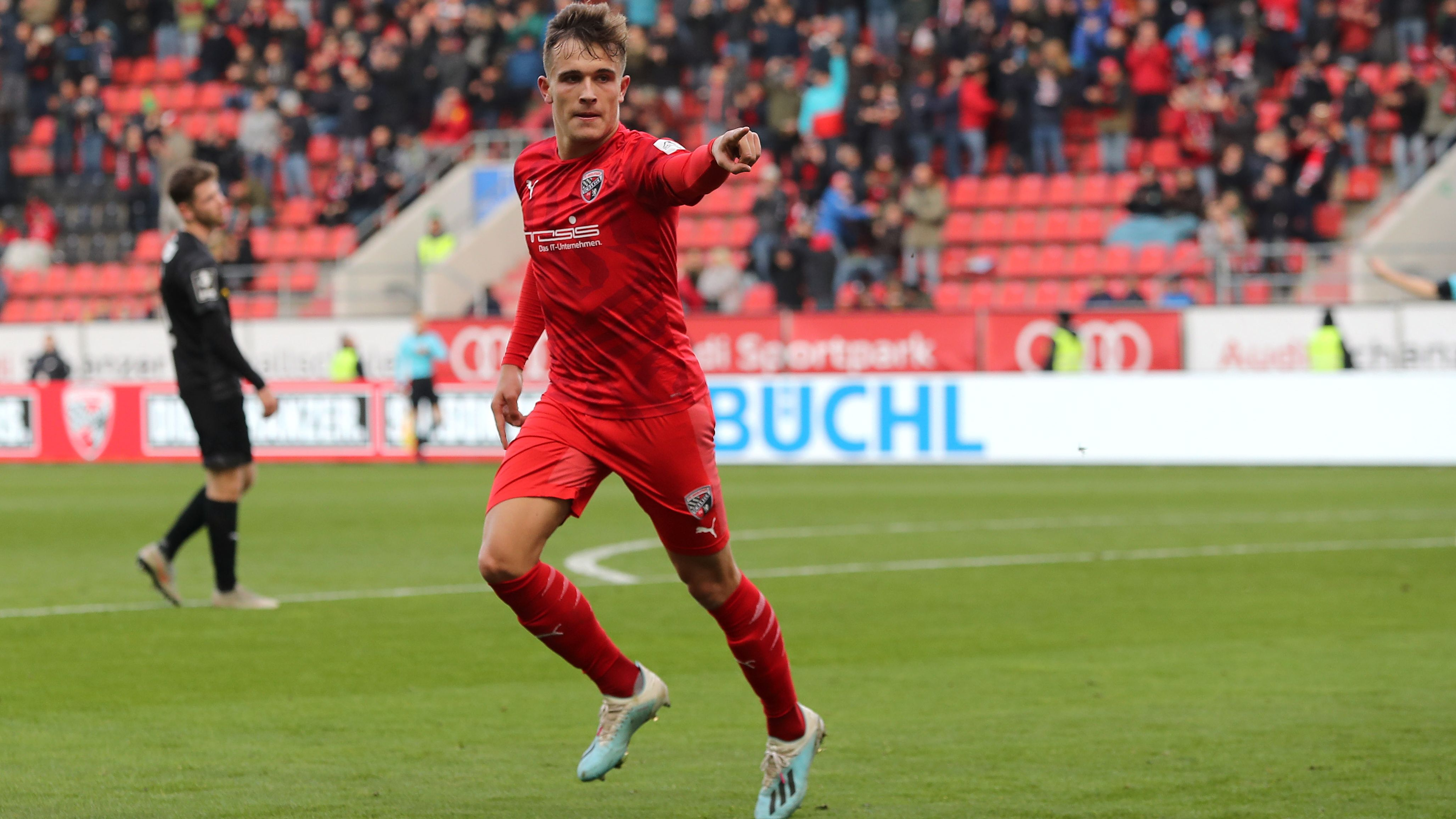 Ingolstadt glänzt gegen Zwickau