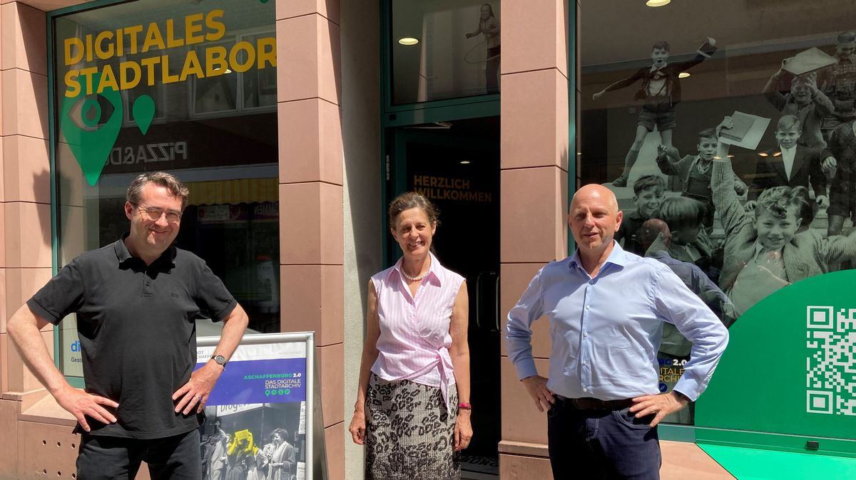 Digitalladen öffnet in Aschaffenburg