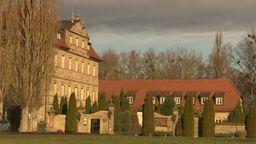 Gebäude der Seniorenresidenz Gleusdorf | Bild:BR
