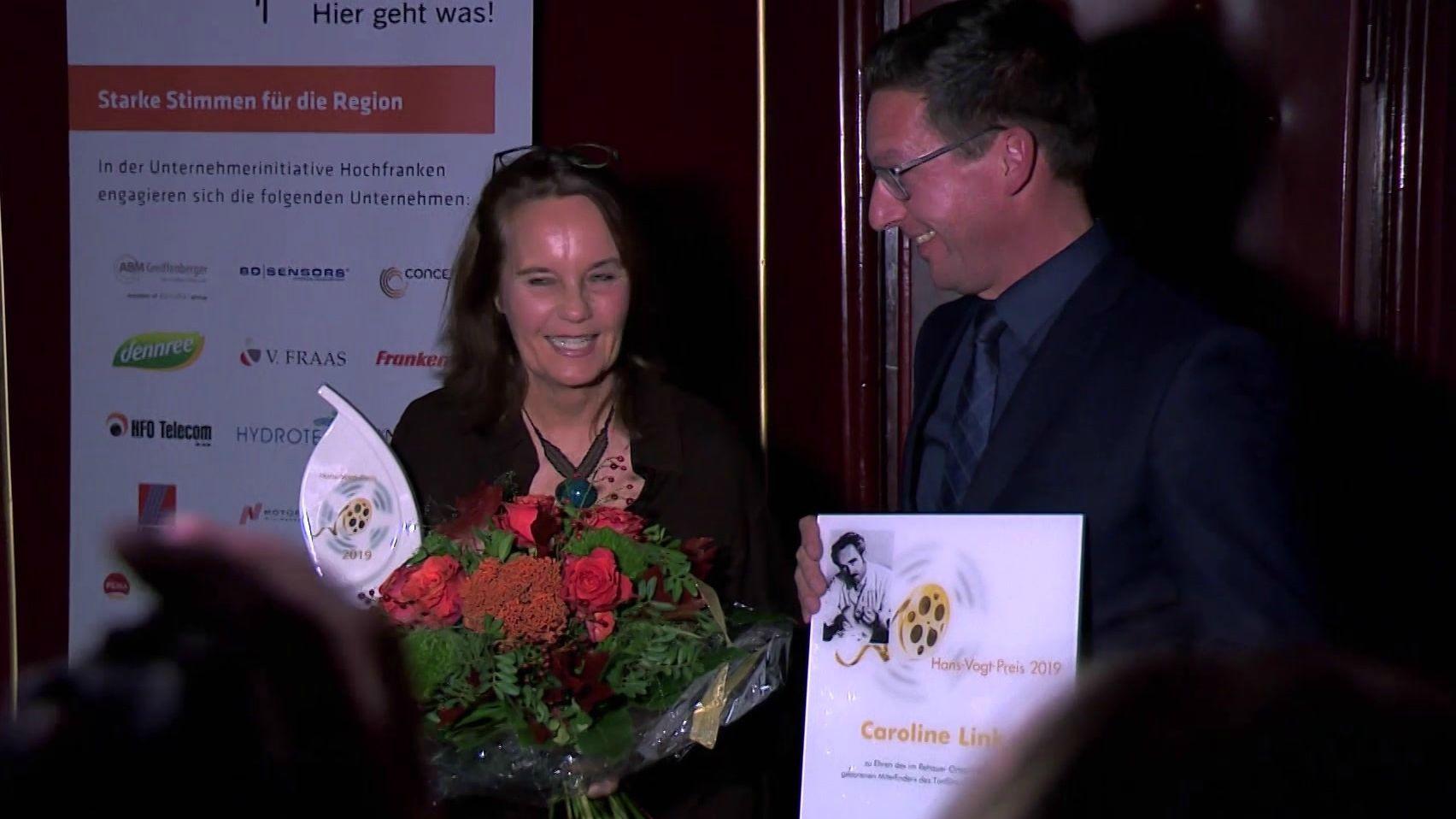 Filmpreis für Oscar-Preisträgerin Caroline Link