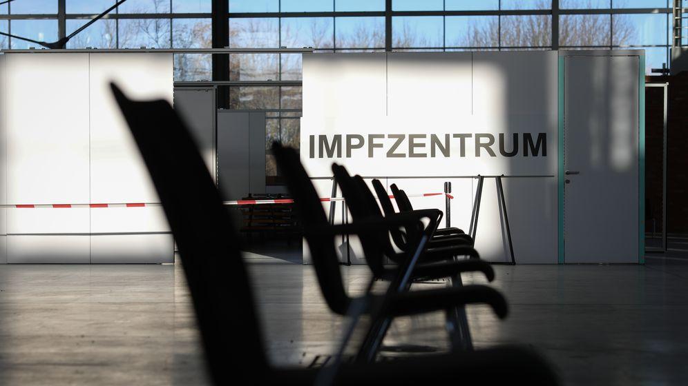 Welche Standorte für Impfzentren in Bayern stehen schon fest? | Bild:picture alliance/dpa/Christian Charisius