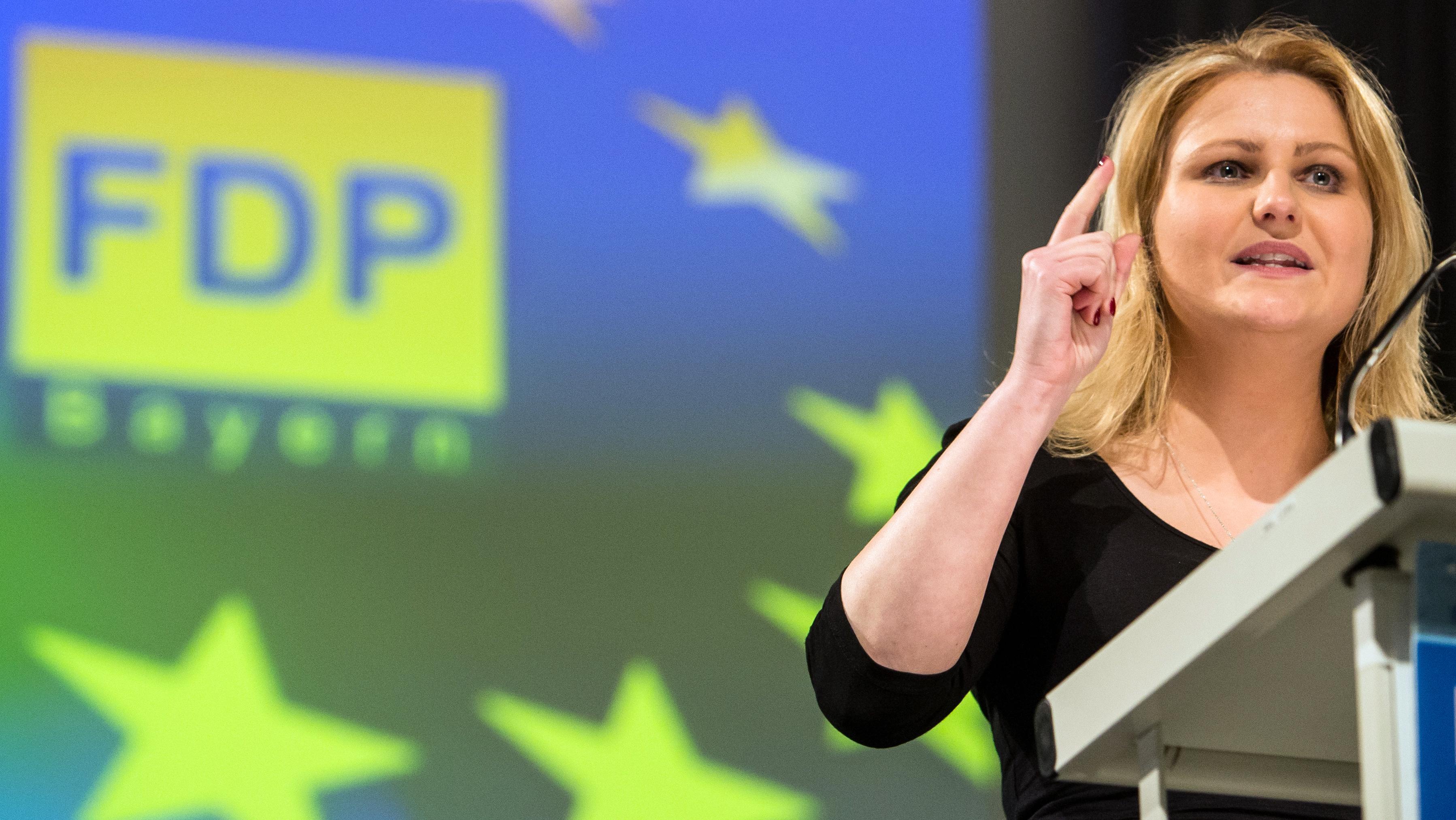 Europaabgeordnete Nadja Hirsch, FDP