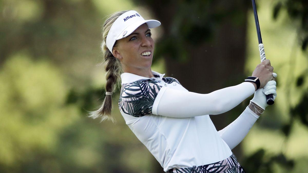 Sophia Popov hat mit ihrem Sieg bei den British Open ein Stück Golf-Geschichte geschrieben.