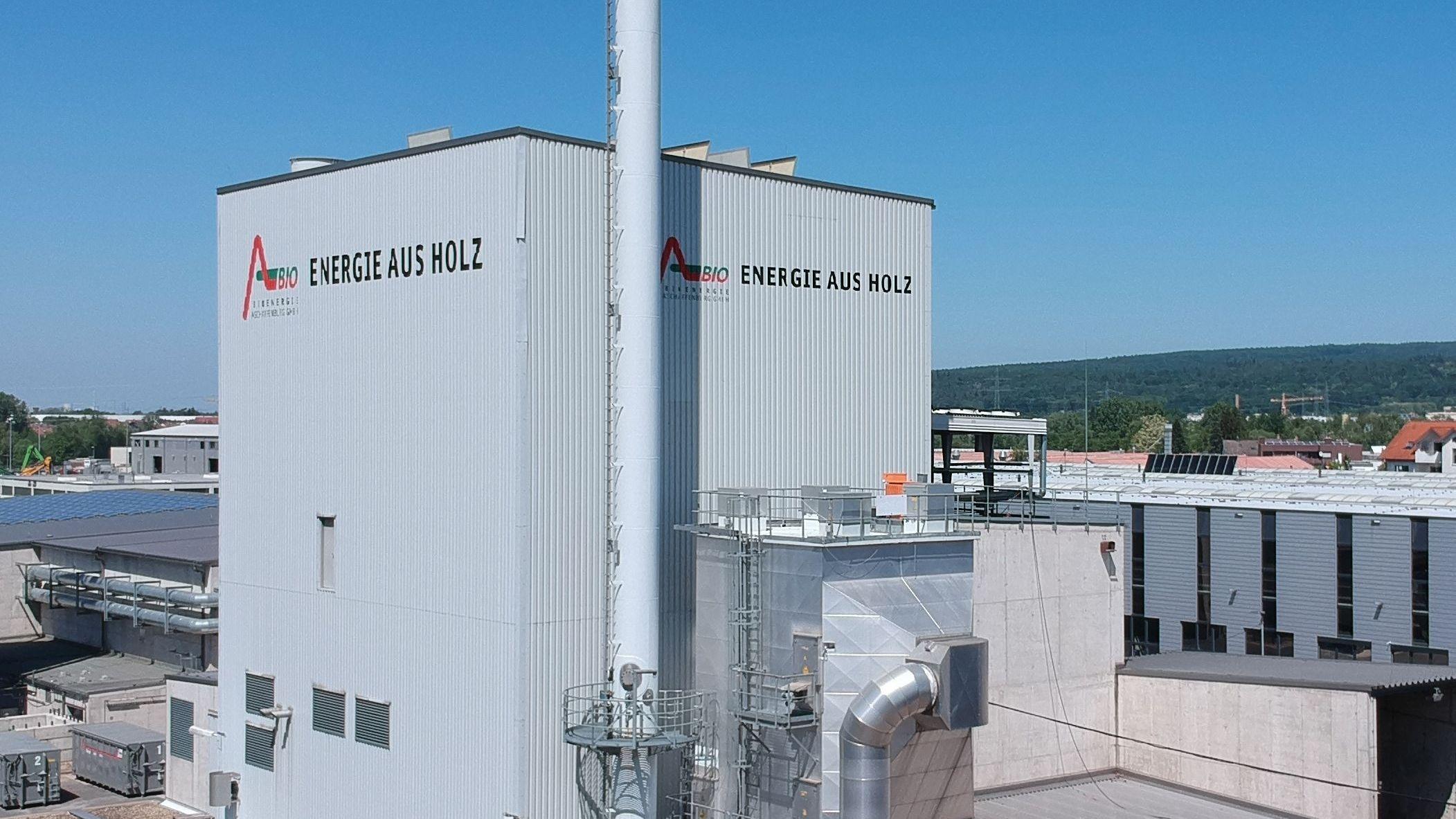 Biomasseheizkraftwerk Aschaffenburg