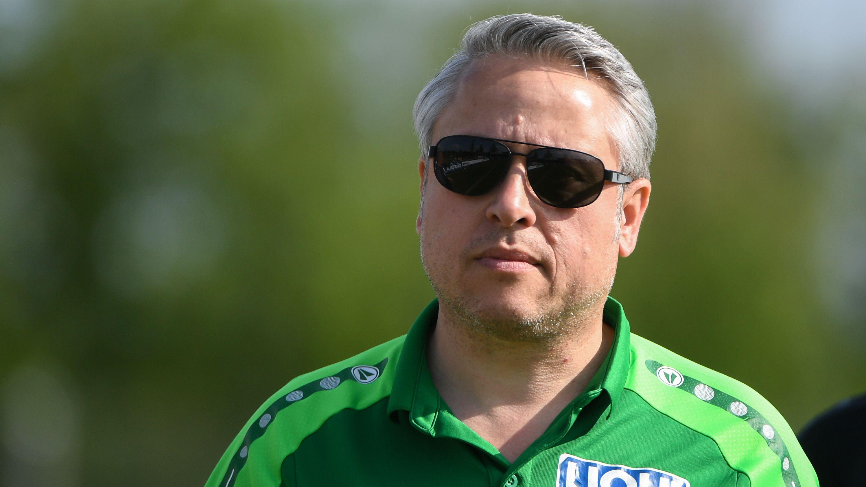 Eichstätt-Trainer Markus Mattes
