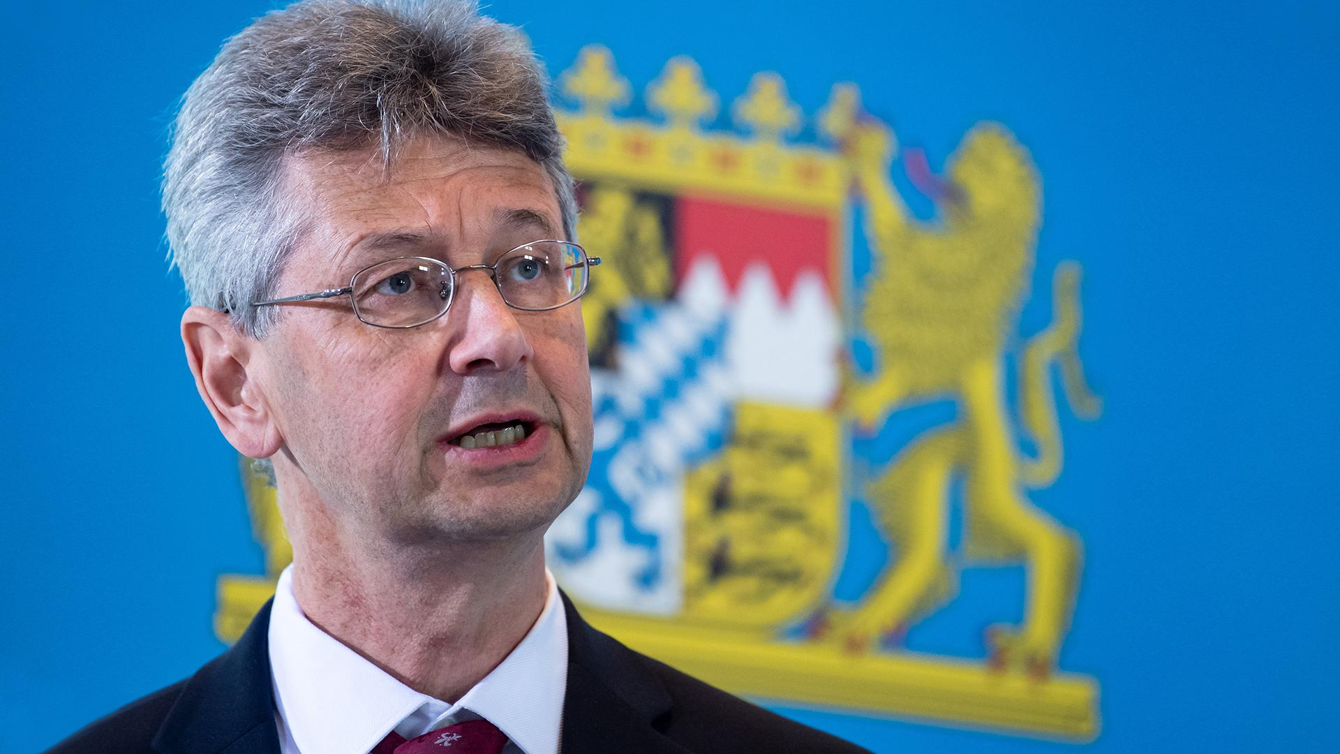 Kultusminister Michael Piazolo