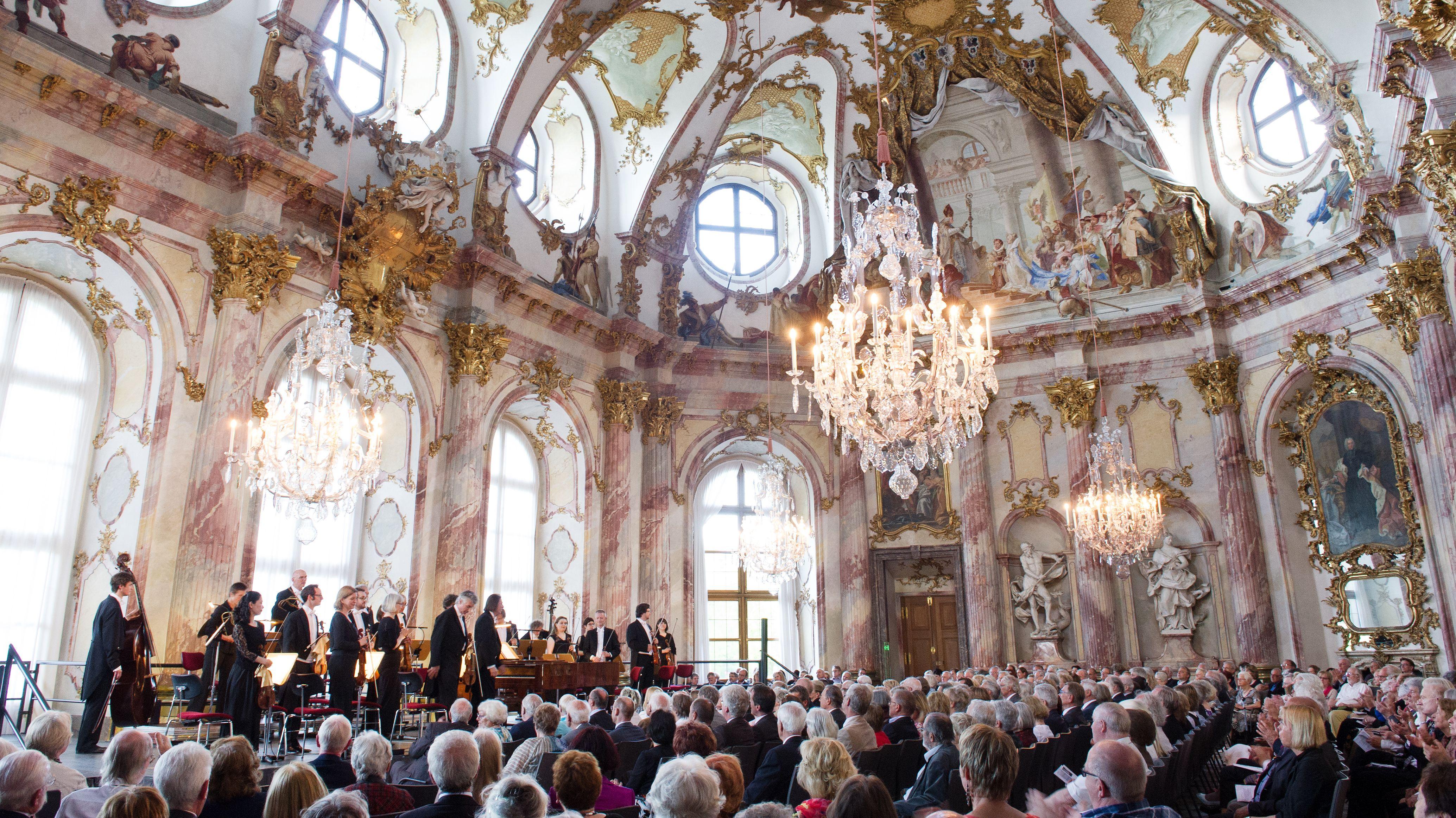 Über 24.000 Besucher beim Mozartfest in Würzburg