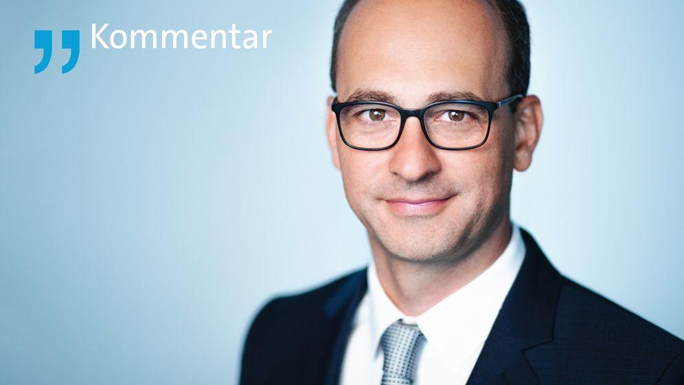 BR-Chefredakteur Christian Nitsche    Bild:BR
