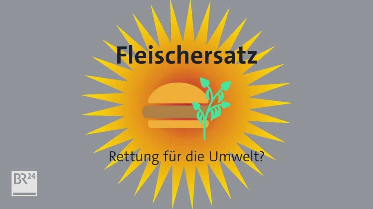 #fragBR24💡 Fleischersatz - Rettung für die Umwelt?