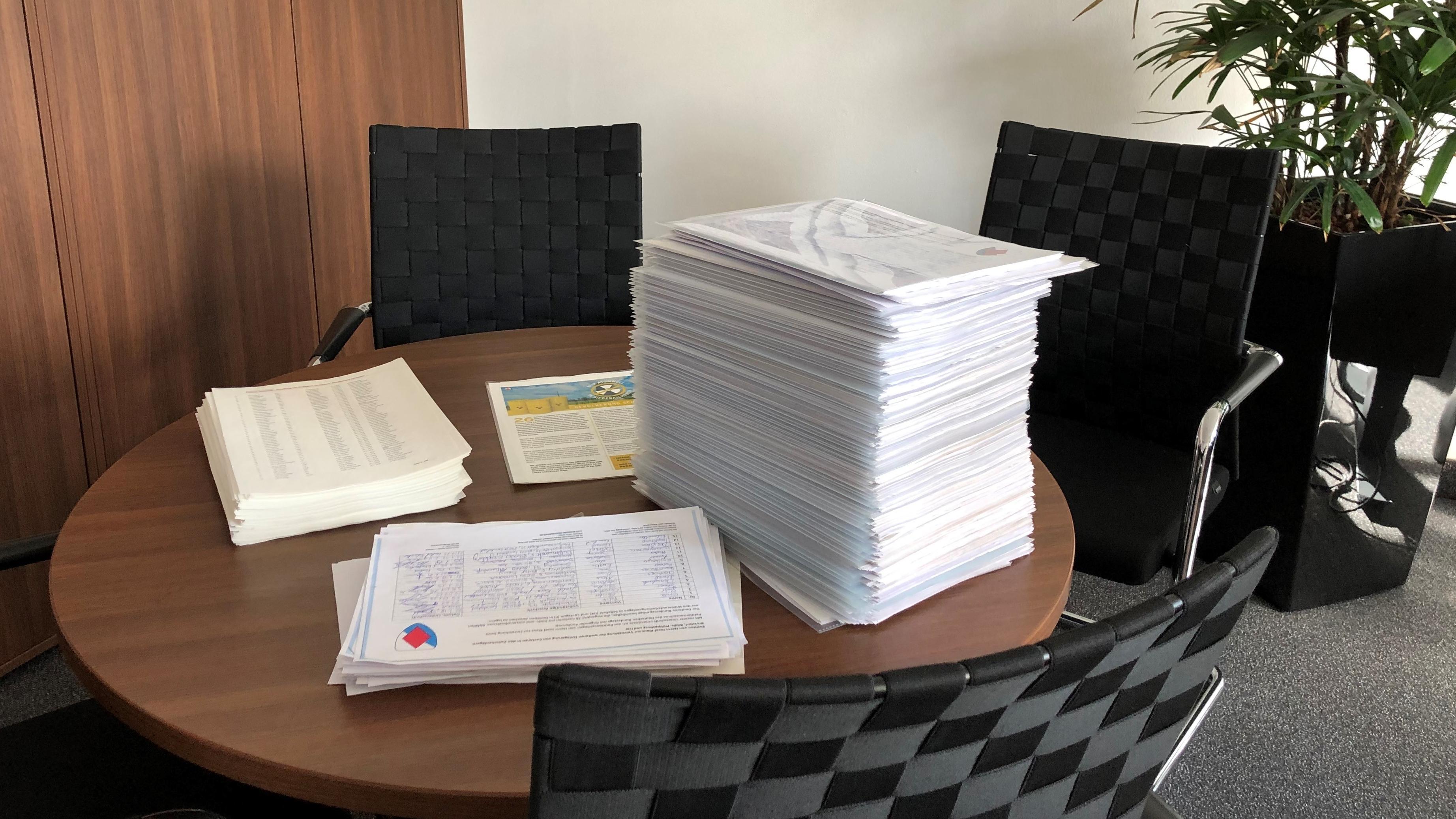 Über 46.000 Unterschriften gegen mögliches Atom-Endlager Niederaichbach