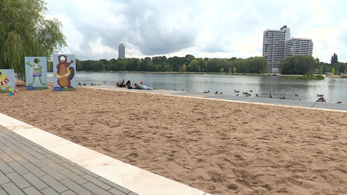 """""""Wasserwelt"""" am Wöhrder See"""