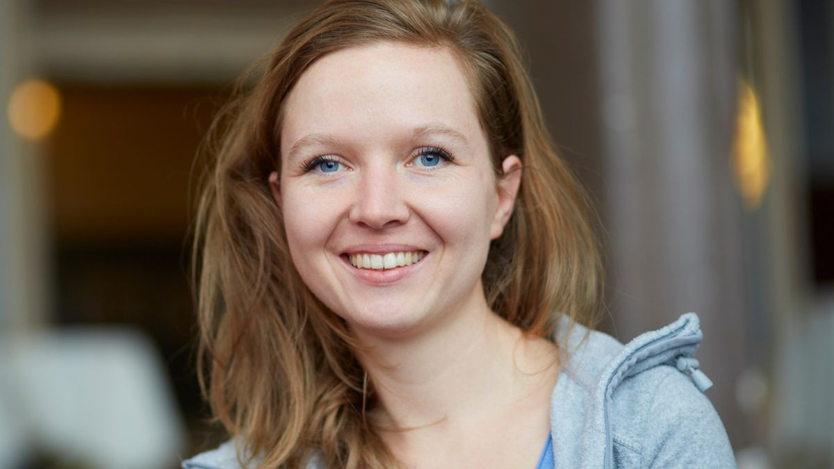 Barbara Bily, die künftige Schauspieldirektorin des Würzburger Mainfranken Theaters