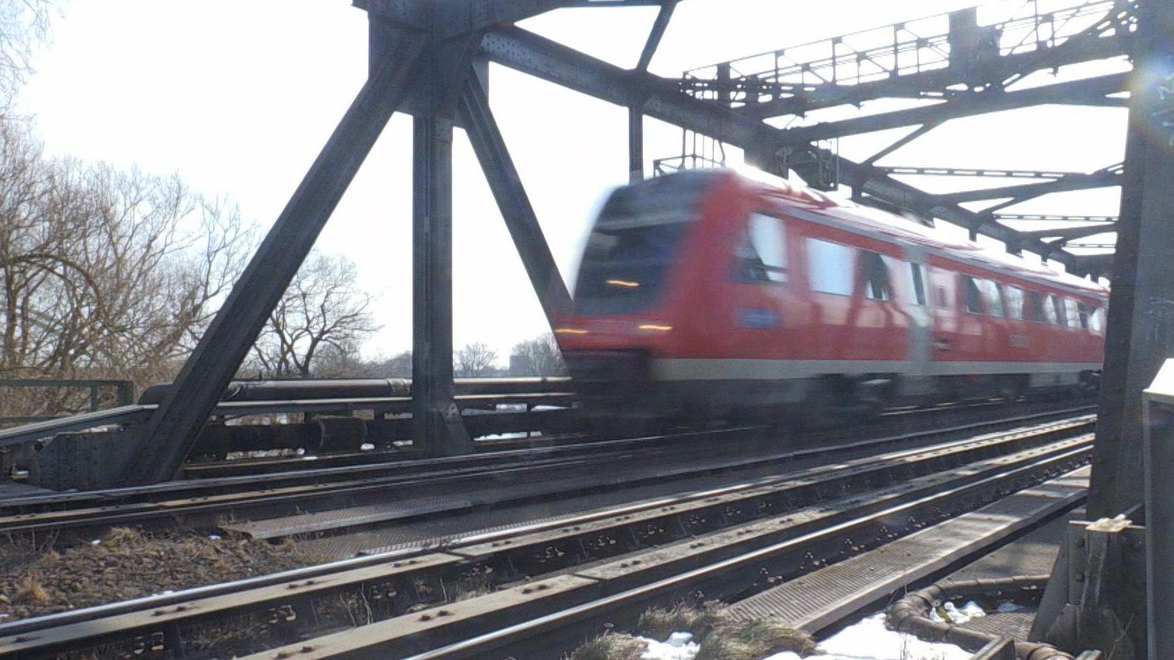 Bahnstrecke Regensburg-Hof