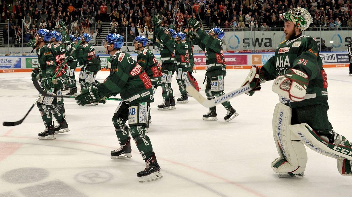 Die Augsburger Panther treffen in der Champions Hockey League unter anderem auf das schwedische Team aus Luleå