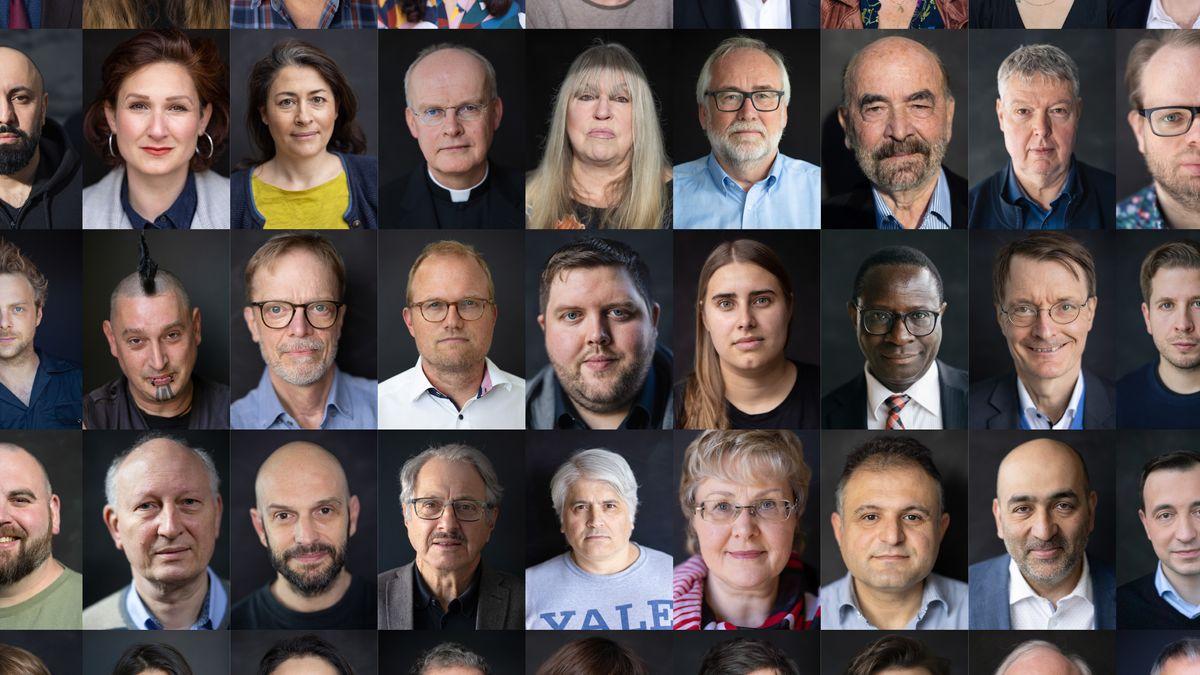 """""""Menschen – im Fadenkreuz des rechten Terrors"""": Eine Ausstellung des Recherchenetzwerks Correctiv,"""