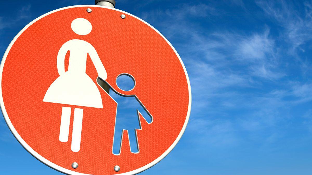 Symboldbild Eltern und Kind-Belastung