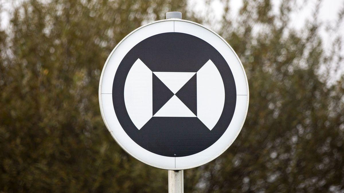 Das Verkehrszeichen für autonomes Fahren zur Nutzung für automatisiertes- und vernetztes Fahren im digitalen Testfeld.